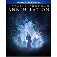 ANNIHILATION debuts on Digital May 22 and on Blu-ray Combo Pack and DVD May 29 from Paramount