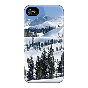 Durable Protection Case Cover For Iphone 4/4s(christmas)