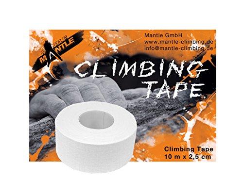 Mantle Kletterzubehör Climbing Tape, Weiß, M, 2002
