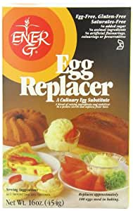 Ener-G Foods Egg Replacer, 16-Ounce Boxes (Pack of 4)