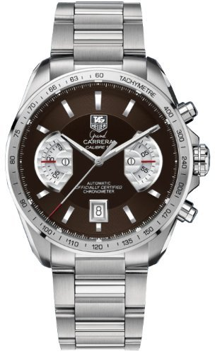 Tag Heuer Grand Carrera Mens Watch CAV511E.BA0902 Wrist Watch (Wristwatch)