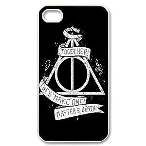 Custom DIY Case Harry potter print For Iphone 4 4S case cover APPL8255789