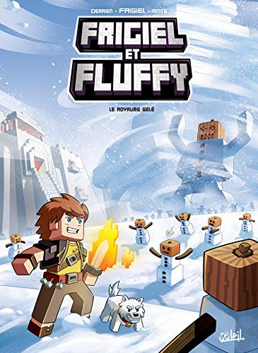 Amazon Com Frigiel Et Fluffy T04 Le Royaume Gele French
