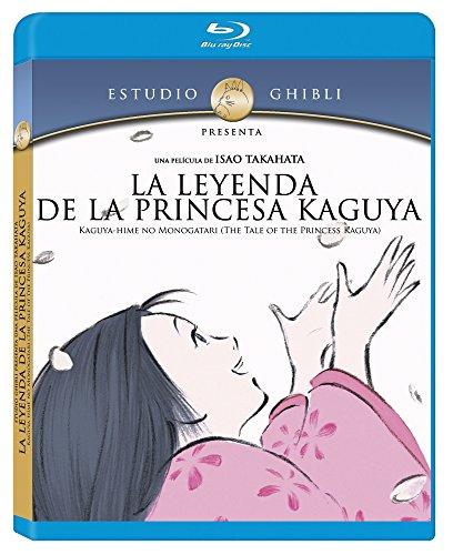 LA LEYENDA DE LA PRINCESA KAGUYA [KAGUYA-HIME NO MONOGATARI ] THE TALE OF THE PRINCESS KAYUGA.