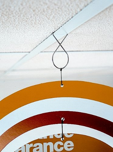 Amazon.com : Grid Ceiling Hanging Squeeze Clips 100/pk : Business ...