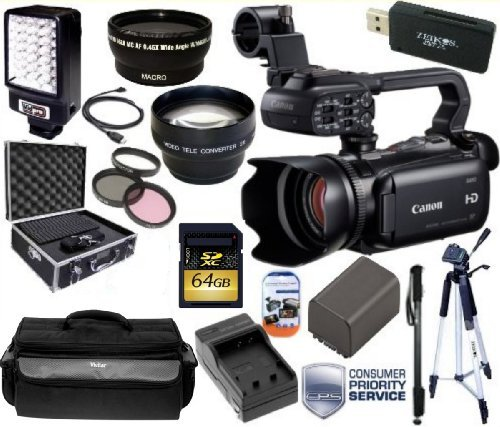 canon-xa10-professional-camcorder-with-professional-package-includes-bp828-battery-video-bag-led-lig