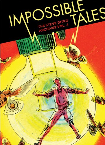 Image of Impossible Tales: The Steve Ditko Archives Vol. 4
