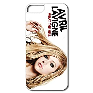 WallM Avril Lavigne What Hell Case For Iphone 5/5S