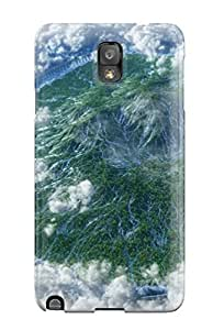 Hot Cover Case For Galaxy/ Note 3 Case Cover Skin - Nice Island View