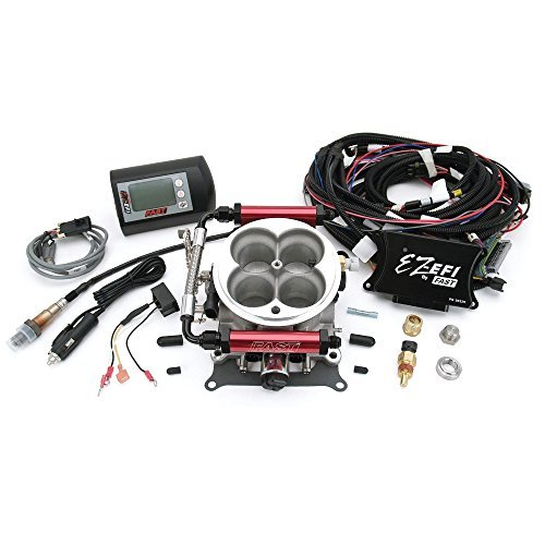 FAST 30226-KIT EZ-EFI Self Tuning Fuel Injection Base Kit