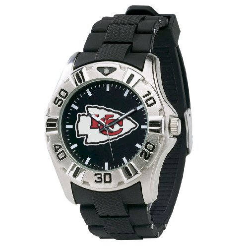 NFL Men's FM-KC MVP Series Kansas City Chiefs Watch