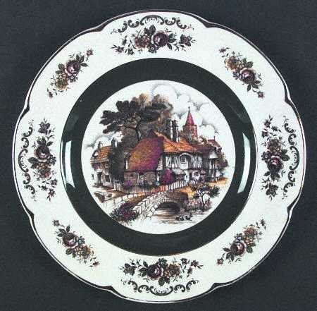 Ascot Service Plate By Wood and Sons