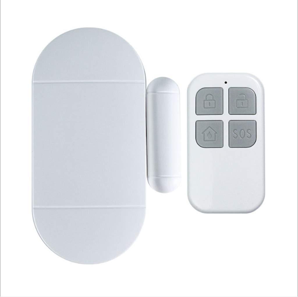 amazoncom door magnetic alarm wireless door and window sensor