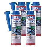 Liqui Moly Jectron Gasoline Fuel Injection Cleaner-pk4 by Liqui Moly