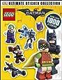 The LEGO® BATMAN MOVIE Ultimate Sticker Collection