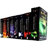 Steven Erikson 8 Books Collection Set (Vol. 1-8) (The Malazan Book of the Fallen) (Toll the Hounds, Reaper's Gale, The Bonehunters, Midnight Tides, House of Chains, Memories of Ice, Deadhouse Gate, Garden of the Moon)