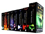 img - for Steven Erikson 8 Books Collection Set (Vol. 1-8) (The Malazan Book of the Fallen) (Toll the Hounds, Reaper's Gale, The Bonehunters, Midnight Tides, House of Chains, Memories of Ice, Deadhouse Gate, Garden of the Moon) book / textbook / text book