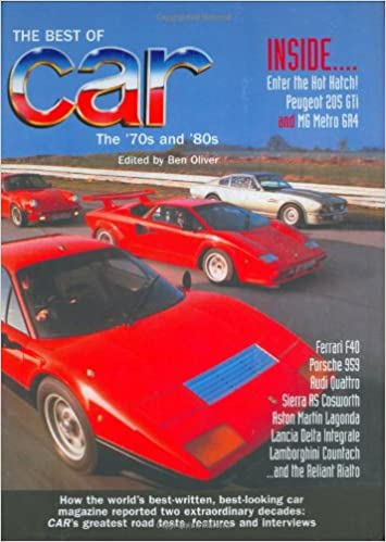 The Best Of Car Magazine The S And S Amazoncouk Anova - Sports cars magazine
