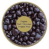 Organic Dark Chocolate covered Dragon Fruit
