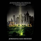 The Immortals | Jordanna Max Brodsky