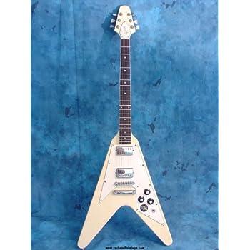 Gibson Flying V - Electric Guitar PLANS - Builders Plans Guitarra planes blueprints