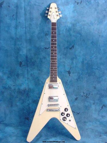 Gibson Flying V - Electric Guitar PLANS - Builders Plans Guitarra planes blueprints by flying V