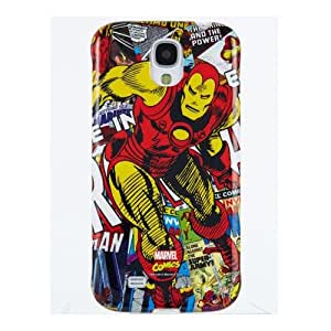 Anymode Marvel Comics Iron Man Polycarbonate Case for Samsung Galaxy S4