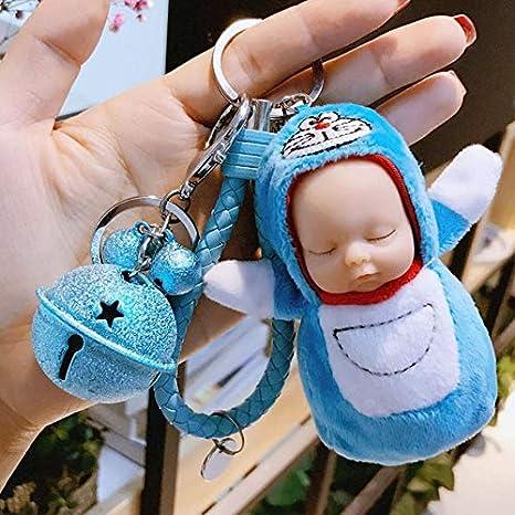 Bubbry Mini muñecas Llavero Juguete de Dibujos Animados para ...