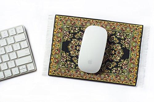 Oriental Carpet Mousepad - Authentic Woven Carpet - SAMARAKANT Design Photo #3