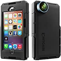 Hitcase HC18000 Waterproof Video Camera for iPhone 5s/5c/5 (Black)