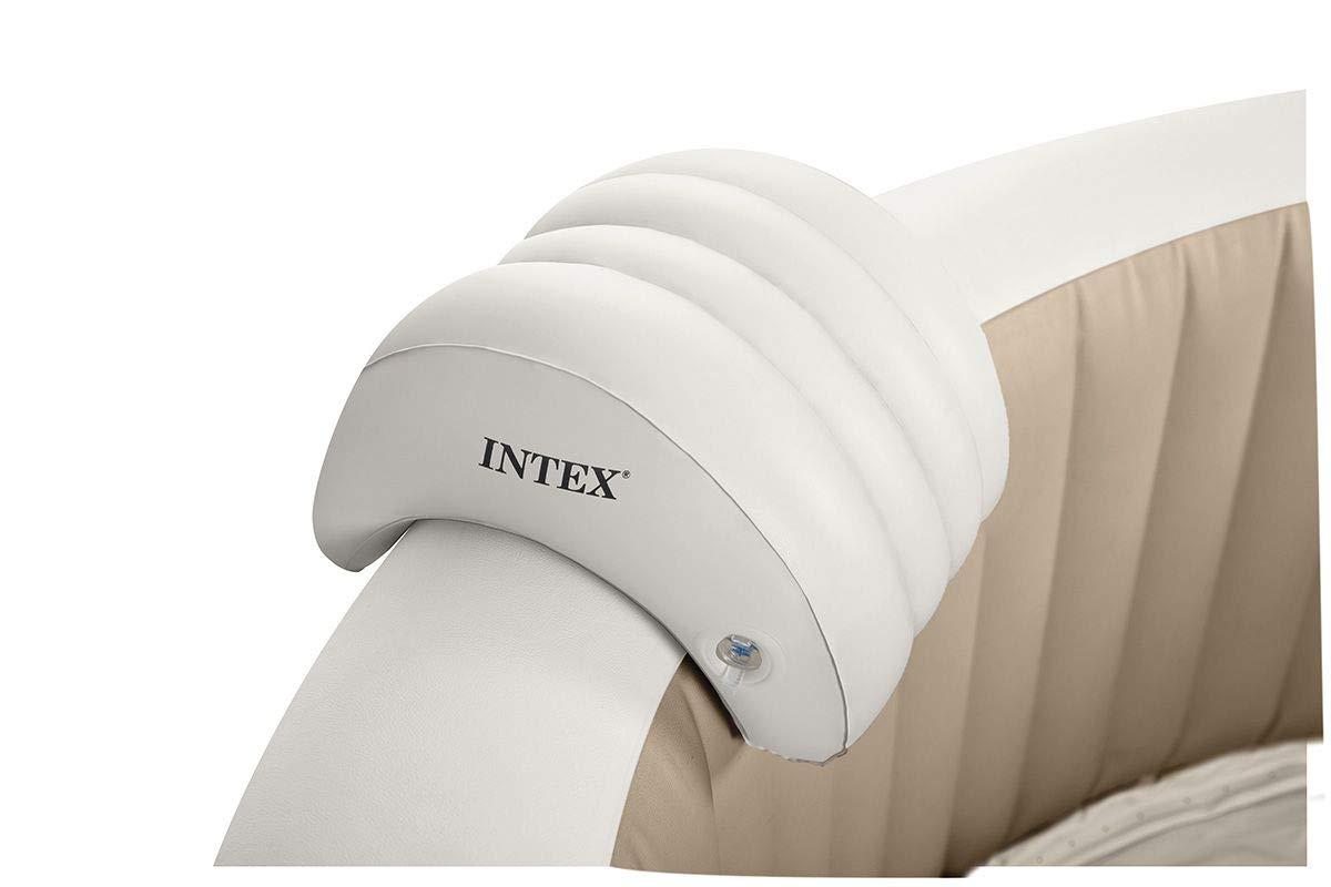 Intex Whirlpool Spa Relax Zubeh/ör Kopfst/ütze 39x30x23cm