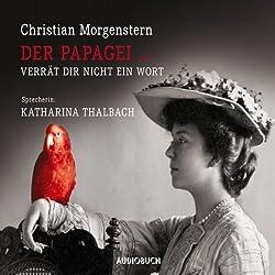 Der Papagei... verrät dir nicht ein Wort