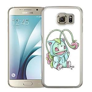 Funda Case Samsung Galaxy S4 : Pokemon Bebe Bulbizarre