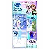 Disney Fronzen Magnetic Paper Dolls