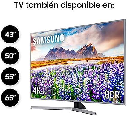 Samsung 4K UHD 2019 55RU7475 [serie RU7400], Smart Tv, 1 ...