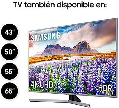 Samsung 43RU7475 2019 - Smart TV 4K UHD de 43