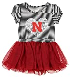 Outerstuff NCAA Girl's Toddlers Celebration Tutu, Nebraska Cornhuskers 2T
