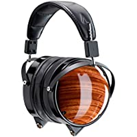 Audeze LCD-XC, BL, BB, LF, TC Bubinga Leather-Free Planar Magnetic Headphones
