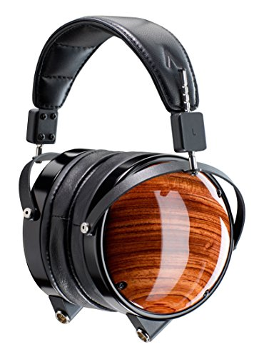 5d3ec25e410 Audeze LCD-XC, BL, BB, LF, TC Bubinga Leather-Free Planar Magnetic  Headphones