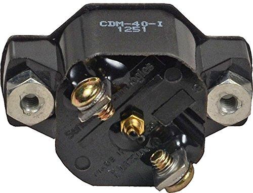 New DB Electrical CDM40I Klixon 40A Circuit Breaker for Universal