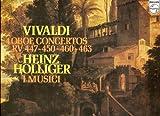 Vivaldi: 4 Oboe Concertos RV 447-450-460-463