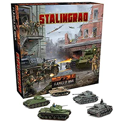 Flames of War: Mid War - Stalingrad Starter Box: Toys & Games