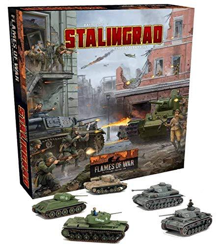 Flames of War: Mid War: Stalingrad Starter Box (FWBX08) ()
