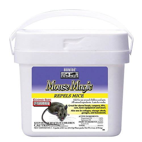 Bonide Mouse Magic 12 pack by WETSEL