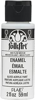 product image for Craft Folk Art Enamel Paint, 2-Ounce, Flow Medium