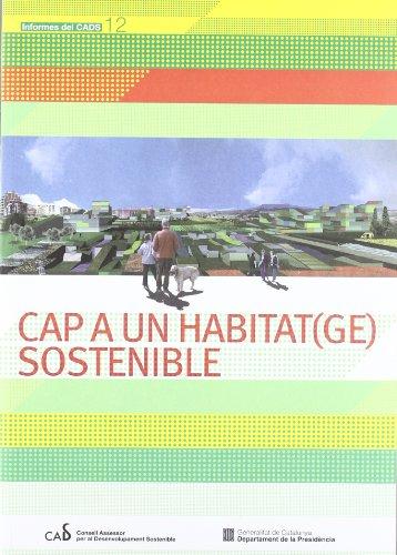 Descargar Libro Cap A Un Habitat Sostenible Manuel Gausa