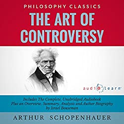 The Art of Controversy by Arthur Schopenhauer
