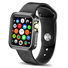 Apple Watch Case, New Trent TPU Cases for Apple Watch / Watch Sport / Watch Edition 2015 Release 2015 (42 mm)