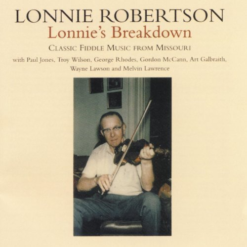 Bluegrass Album Fiddle (Lonnie's Breakdown - Classic Fiddle Music from Missouri)