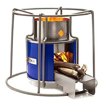 Affirm Global IT117469BR Wood Burning EZY Stove from AFFJ1